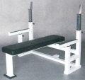 【受注生産品】YY オリンピックベンチ・セーフティスタンド付き No.10(耐荷重300kg)