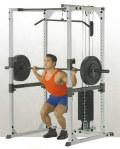 【動画参照】Bodysolid ボディソリッド プロパワーラック  GPR-82 + ラットマシンアタッチメント LA−80.3(ウエイト90kg付)