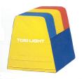 【受注生産品】トーエイライト ソフト入門用跳び箱50 T-1768