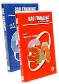 【トレーニングDVD】クレーマージャパン SAQトレーニングDVD 2巻セット  SC000600