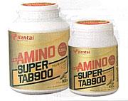 【アミノ酸 タブレット】健康体力研究所(KENTAI)ケンタイ アミノスーパータブ900(450粒)