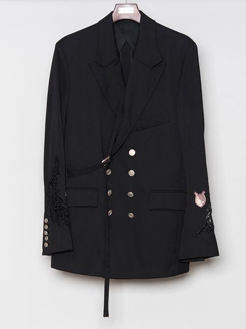 "【19SS】 BED J.W. FORD (ベッドフォード) ""Double jacket"" <ダブルジャケット>"