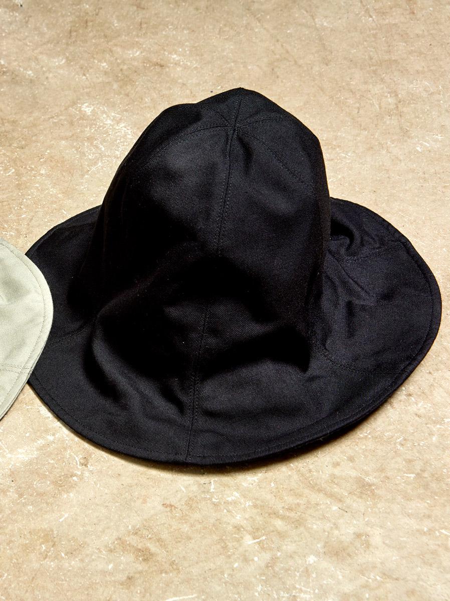 "【2020SS】 BED J.W. FORD (ベッドフォード) ""Wool Tulip Hat"" <帽子>"