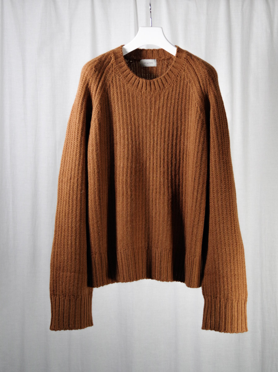 """BED J.W. FORD """"OVER SLEEVE"""" - CAMEL"""