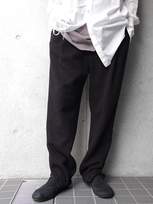 """【17AW】 BED J.W. FORD (ベッドフォード) """"Track Trousers. Ver.2"""" <トラックパンツ>"""