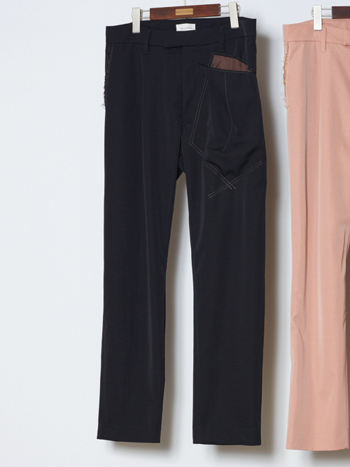 """【18SS】 BED J.W. FORD (ベッドフォード) """"Trousers."""" 18SS-B-PT03 <スラックス>"""