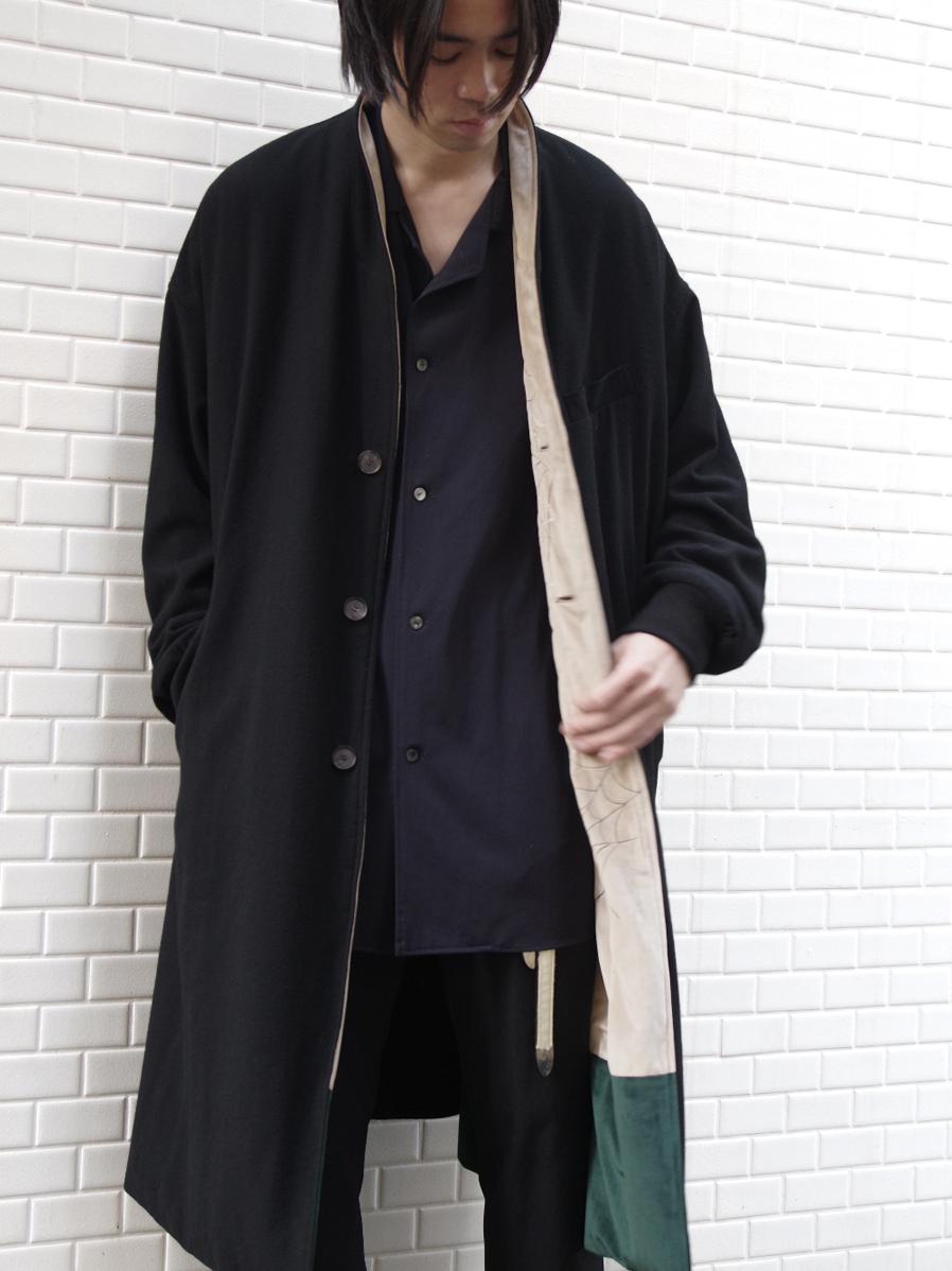 "【19AW】 BED J.W. FORD (ベッドフォード) ""OGAMI coat"" <コート>"