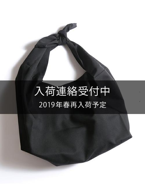"""【入荷連絡受付中】 2019年春再入荷予定-Dulcamara (ドゥルカマラ) """"よそいきBAG"""" - BLACK"""