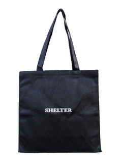 "WRAPPING (ラッピング) ""SHELTER ORIGINAL SHOPPING BAG"" オリジナルショップバッグ"