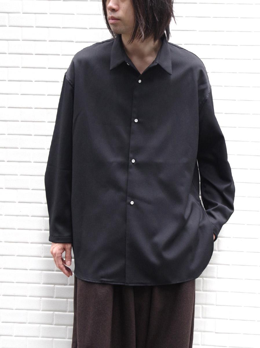 "【2020AW】 SHINYAKOZUKA (シンヤコズカ) ""CLASSIC SHIRT"" <シャツ>"
