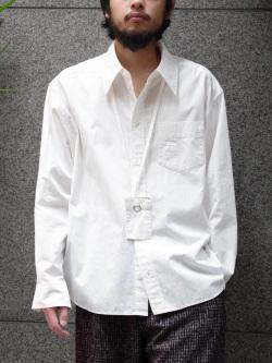 "【19AW】 tac:tac (タクタク)  ""PASS HOLDER SHIRTS"" <シャツ>"