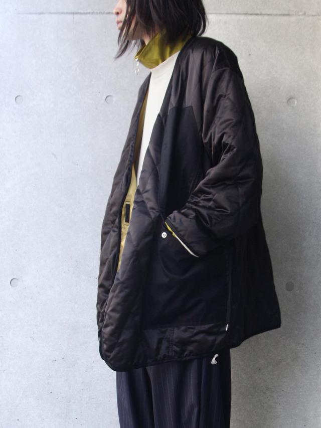 "【2020AW】 ANEI (アーネイ)  ""CROSSOVER LINER COAT"" <ライナーコート>"
