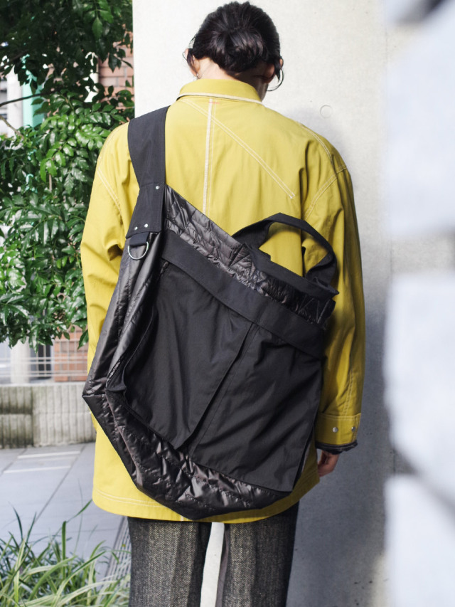 """ANEI """"W.S.TOTE QUILT"""" BAG"""