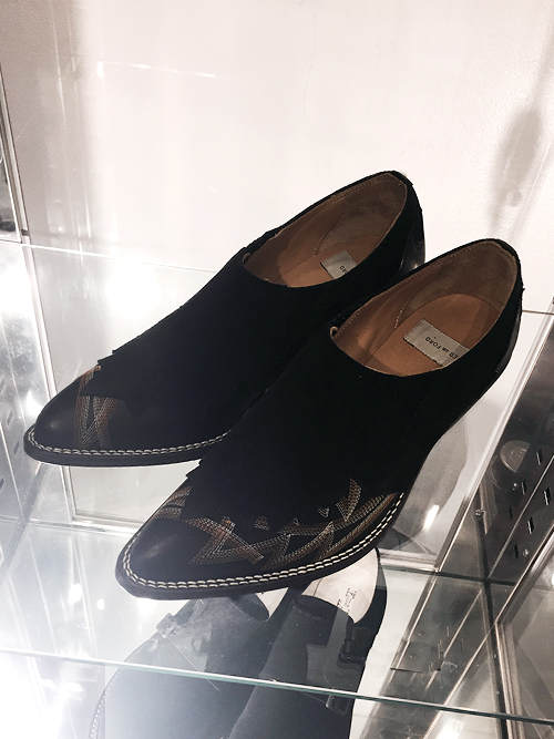 """【18AW】 BED J.W. FORD (ベッドフォード) """"Western shoes"""""""