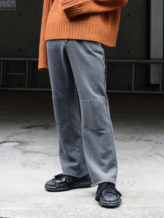 """BED J.W. FORD """"OVER DYE SWEAT PANTS"""""""
