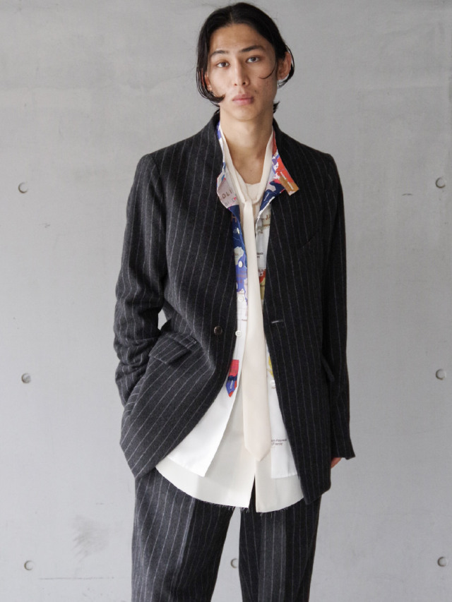 """BED J.W. FORD """"COLLARLESS JKT ver.1"""""""