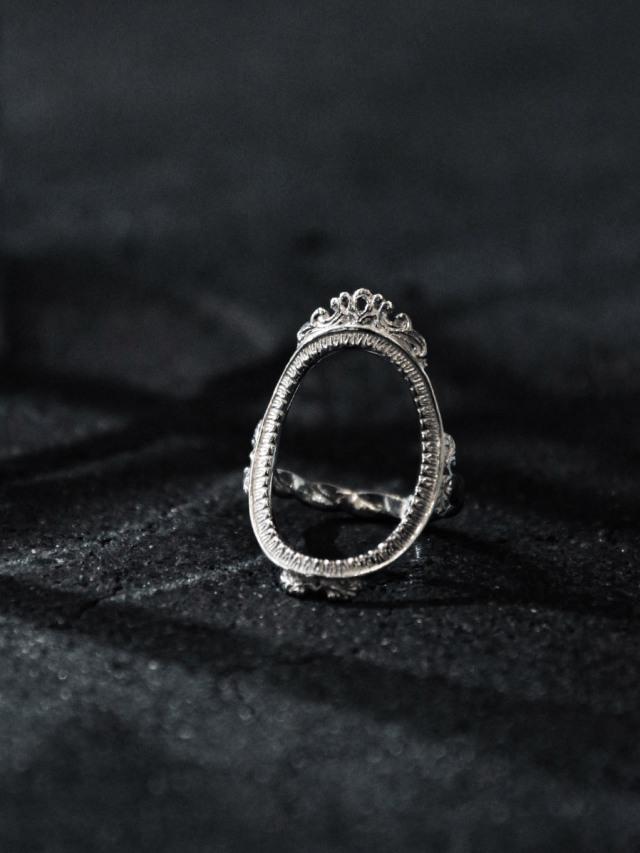 "BED J.W. FORD (ベッドフォード) ""Silver Ring"" <シルバーリング>"