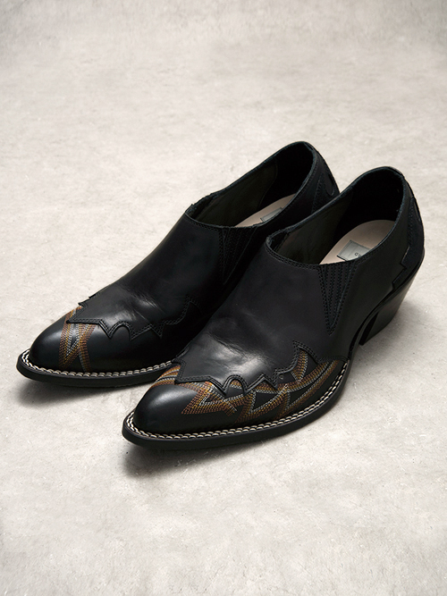 """BED J.W. FORD (ベッドフォード) """"Western Shoes ver.2"""" <ヒールシューズ>"""