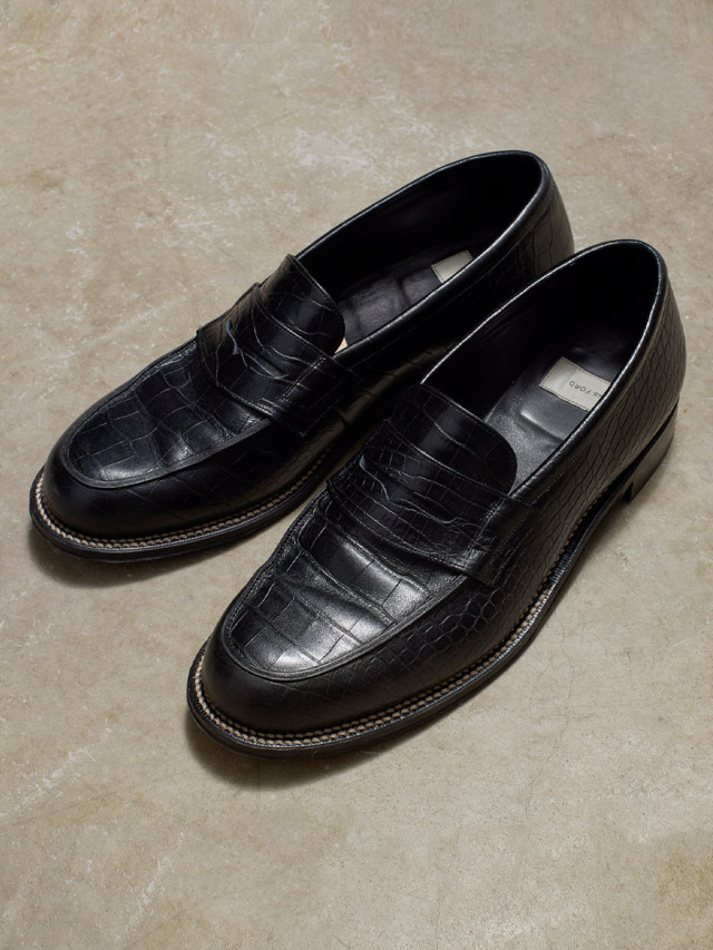 """BED J.W. FORD (ベッドフォード) """"Coin Loafers"""" <コインローファー>【返品不可】"""