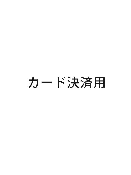 お客様決済用ページ