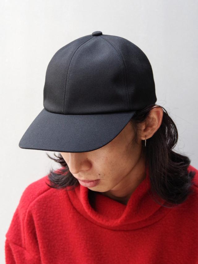 "Dulcamara (ドゥルカマラ) ""よそいきCAP"" - BLACK"