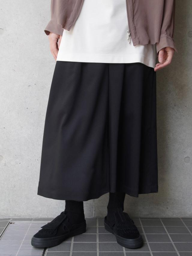 """【20SS】 JUHA (ユハ)  """"WIDE CROPPED PANTS"""" <パンツ>"""