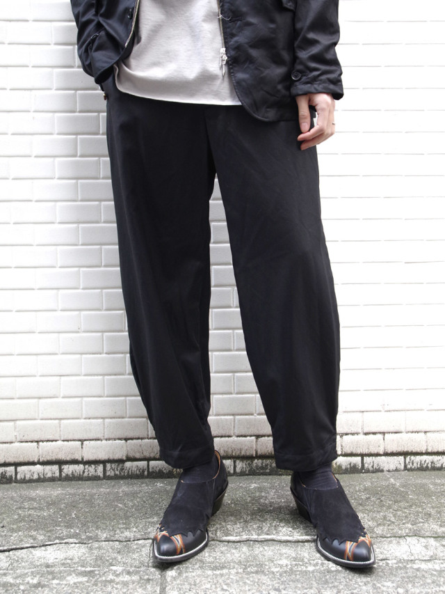 "【2020SS】 MASU (マス/エムエーエスユー) ""GABARDINE WORK TROUSERS"" <パンツ>"