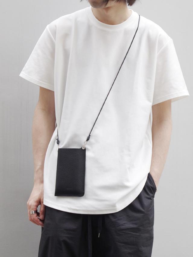 "【20SS】 soe (ソーイ)  ""ROUND HEM TALL T"" <Tシャツ/カットソー> - WHITE"