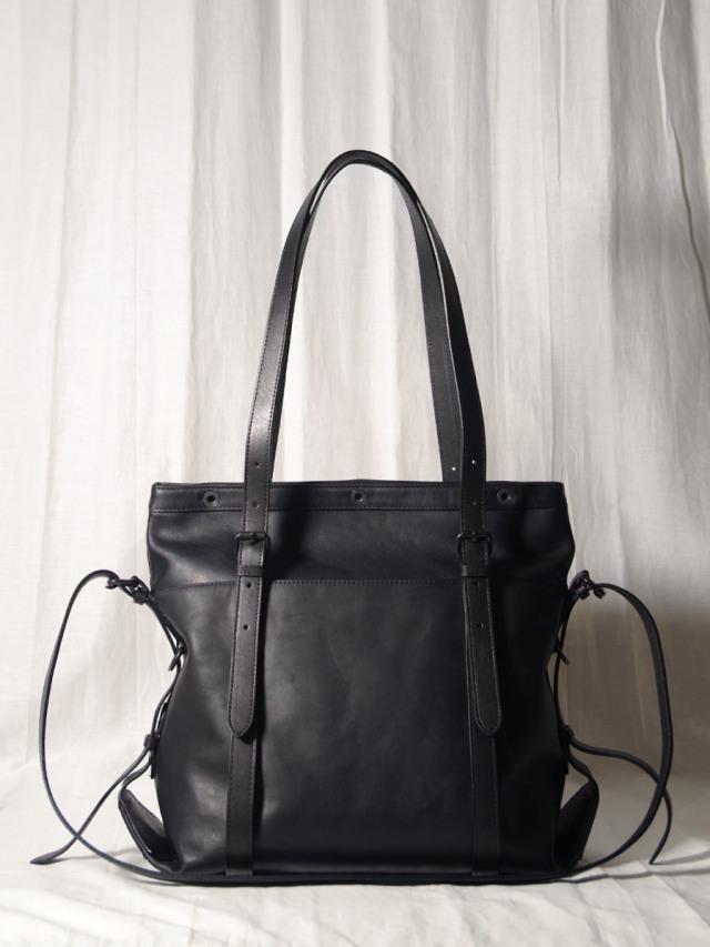 "PATRICK STEPHAN (パトリックステファン) ""Leather bag 'micro-atelier'"" #204ABG03 <バッグ>"
