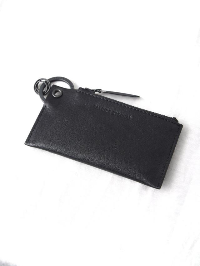 "PATRICK STEPHAN (パトリックステファン) ""Leather key case & holder"" #203AAO04 <キーケース>"