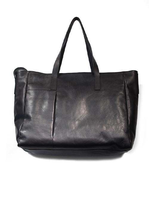 "PATRICK STEPHAN (パトリックステファン) ""Leather tote bag 'grande poche' 2"" #174ABG01 <トートバッグ>"