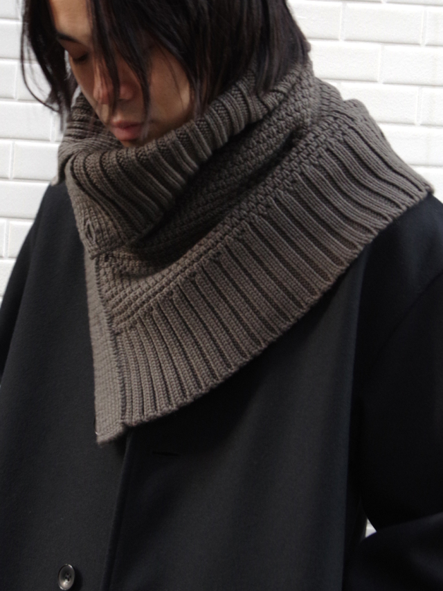 """【2019AW】 wizzard (ウィザード)  """"SNOOD"""" <スヌード> - GRAIGE"""