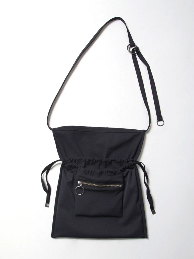 """【2020SS】 wizzard (ウィザード)  """"REVERSIBLE RED CROSS BAG"""" <バッグ>"""