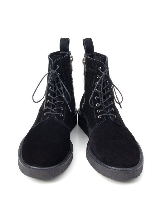 """wizzard (ウィザード)  """"LEATHER BOOTS"""" <サイドジップブーツ>"""