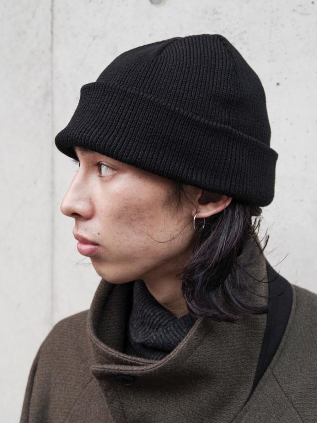 """YOKO SAKAMOTO """"KNIT BIG WATCH CAP"""""""