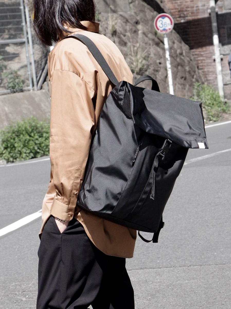 "Notive (ノーティヴ) // ""WATER-PROOF PVC BACK PACK"" <バックパック/リュック>"