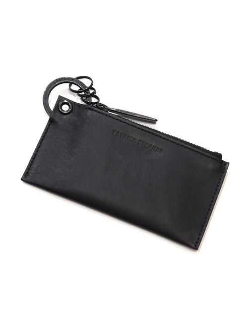 "PATRICK STEPHAN (パトリックステファン) ""Leather key case & holder"" #171AAO28 <キーケース>"