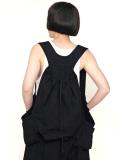 """<再入荷決定!予約受付中>【19SS】 my beautiful landlet (マイビューティフルランドレット)  """"horse cloth backpack vest"""" <ベストバッグ>"""