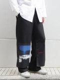 """【20AW】 ALMOSTBLACK (オールモストブラック) """"EASY WIDE PANTS"""" <ワイドパンツ>"""