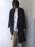 "【2020AW】 ANEI (アーネイ)  ""OVERLAY A.I.O"" <ロングシャツ>"