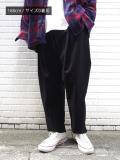 "【18AW】 BED J.W. FORD (ベッドフォード) ""Wide pants"" <パンツ>  - BLACK"