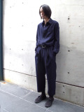 "【2020AW】 BED J.W. FORD (ベッドフォード) ""Jump Suit"" <ジャンプスーツ>"