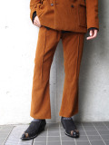 "【SALE:2020AW】 BED J.W. FORD (ベッドフォード) ""Corduroy Flare Pants"" <パンツ>"