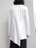 """【17PRE-FALL】 BED J.W. FORD (ベッドフォード) """"L/S WHITE Graphic ver.3"""" <カットソー>"""