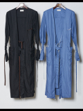 """【18SS】 BED J.W. FORD (ベッドフォード) """"Gown ver.1"""" 18SS-B-CT02 <コート/ガウン> - 全2色"""