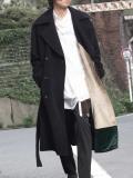 """【19AW】 BED J.W. FORD (ベッドフォード) """"Long P coat"""" <コート>"""