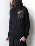 "【19AW】 BED J.W. FORD (ベッドフォード) ""Spider Hi-neck"" <ニット>"