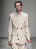 "【19AW】 BED J.W. FORD (ベッドフォード) ""Dinner jacket"" <ジャケット> - OFF WHITE"