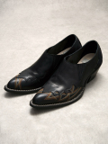"【19AW予約商品】 BED J.W. FORD (ベッドフォード) ""Western Shoes ver.2"" <ヒールシューズ>"