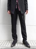 """【19AW】 BED J.W. FORD (ベッドフォード) """"Slim pants"""" <スラックス>"""